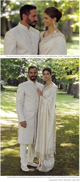 More Photographs: The wedding of Prince Rahim and Miss Kendra Salwa Spears