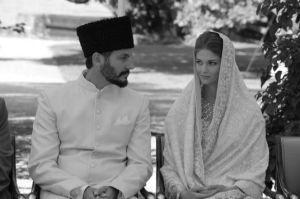 Poet Moeze Lalji writes an acrostic poem on the occasion of Prince Rahim's Wedding