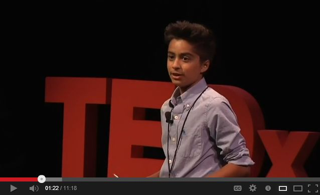 Qayam Devji at TEDxWestVancouverED: How Teachers Can Help Students Achieve Big Ideas