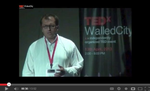 Conservation is a route to development: Ratish Nanda of Aga Khan Trust for Culture India at TEDxWalledCity