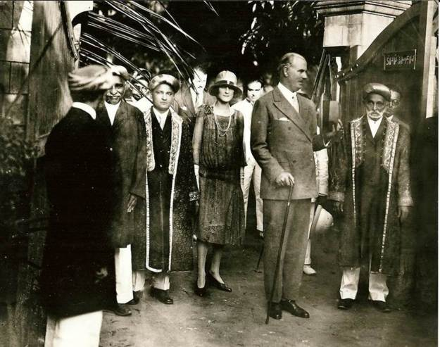 Governor of Kenya Sir Edward William Grigg performed the official opening of the school.  Picture shows him and his wife Lady Joan Alice Katherine Grigg being received by President of Aga Khan Council Janmohamed Hasham Verjee(my grandfather) on right. Facing camera on left are Abdulrasul Somji and Alibhai Kassim-Lakha.