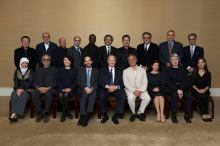 Aga Khan Award for Architecture Steering Committee and 2013 Master Jury