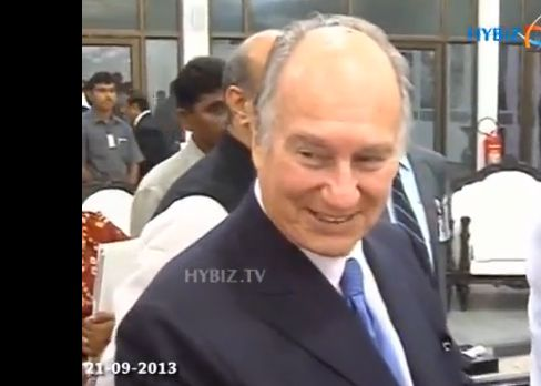 hybiztv: Inauguration of Aga Khan Academy Hyderabad