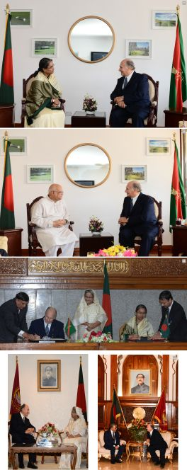 Bangladesh and Aga Khan Development Network sign Protocol of Cooperation