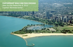 Chicago Takes a Step to End Global Poverty at Partnership Walk/Run