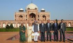 PM Media Gallery: Completion of Restoration Work at Humayun's Tomb