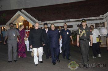 Mumbai: His Highness Aga Khan meets Maharashtra Governor