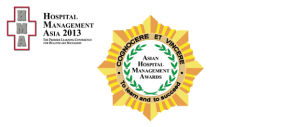 Aga Khan University Hospital Pakistan receives Asian Hospital Management Awards 2013