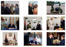 TheIsmaili.org Gallery: Mawlana Hazar Imam visits Bangladesh