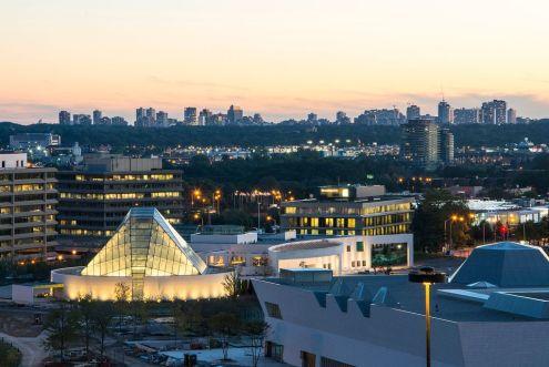 September 17, 2013: Aga Khan Museum Toronto