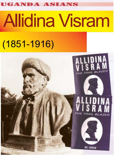 Uganda Asians, by Vali Jamal: Allidina Visram and Rashid Khamis