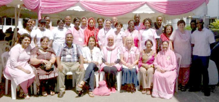 Free Breast Cancer Screening Camp At Aga Khan Hospital