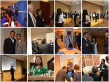 Launch of Aga Khan Museum Toronto's Outreach Event in Chicago USA