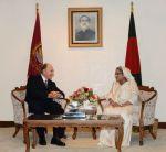 Bangladesh visit Sep 2013