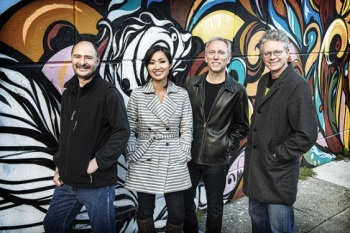 Kronos Quartet plays outside the lines at Chan Centre