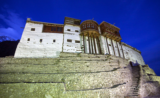 Baltit Fort Hunza, Karimabad