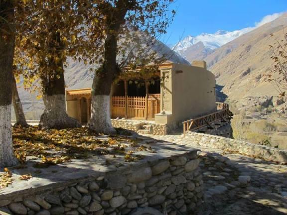 Shrine of Hakim Pir Nasir Khisraw in Afghanistan