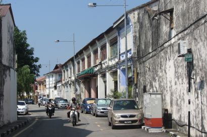 Aga Khan Trust for Culture to provide technical assistance to Penang's Historic Town in Malaysia (Think City Project)