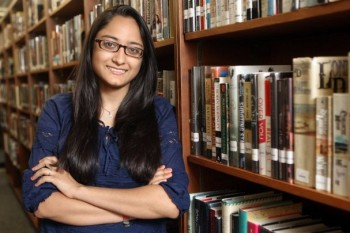 Distinguished Scholars 2013: Sara Surani, General Academics