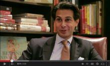 Dr. Amin Jaffer: Christie's International Director of Asian Art