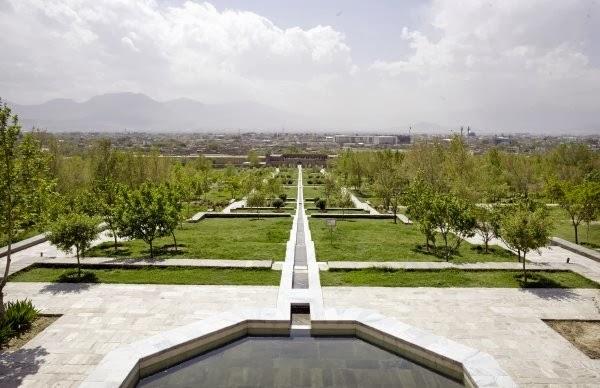 Babur's Gardens: An Oasis in Kabul