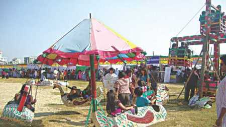 The Aga Khan School, Dhaka hosts Grand Meena Bazaar