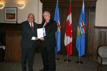 Mansoor Ladha: Calgary journalist receives Gov. Gen. award