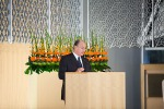Canadian Architect's Press Release: RAIC presents His Highness the Aga Khan with 2013 Gold Medal