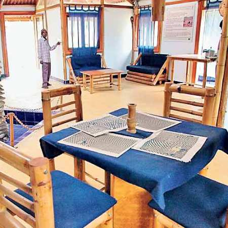 Aga Khan Rural Support Programme (India) supports development of bamboo furniture industry