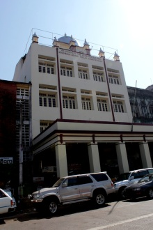 A stroll through Old Rangoon: Ismaili Jamatkhana