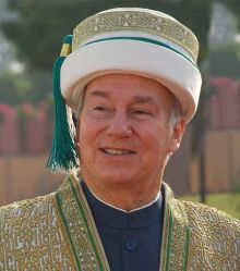 His Highness the Aga Khan - Simerg Feature: In Photos: The Magnificent Aga Khan University