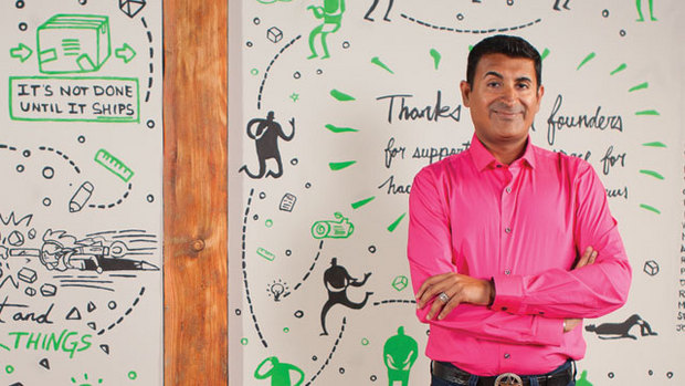 How Ashif Mawji leads the way for Edmonton's startup entrepreneurs