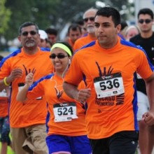 2014 AKF Run Team - Boston Marathon - Aga Khan Foundation USA's Fundraiser on CrowdRise