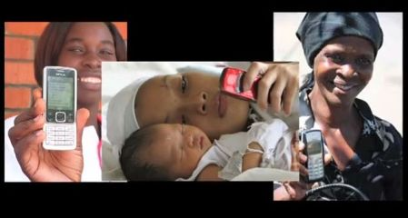 Healthy Pregnancy, Healthy Baby Text Messaging Service in Tanzania