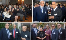 The Aga Khan – Ismaili Centre – Commemorating 40 years of Uganda Asians settlement in the UK