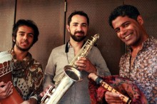 Aga Khan Music Initiative: The Encounter, New Music from Iran and Syria