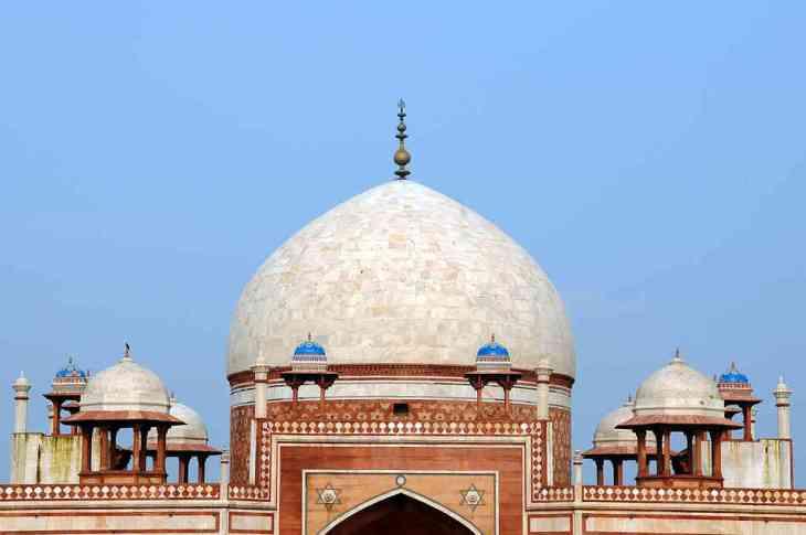 NPR: The Work Of The Aga Khan - Restoring The Mausoleum That Helped Inspire The Taj Mahal