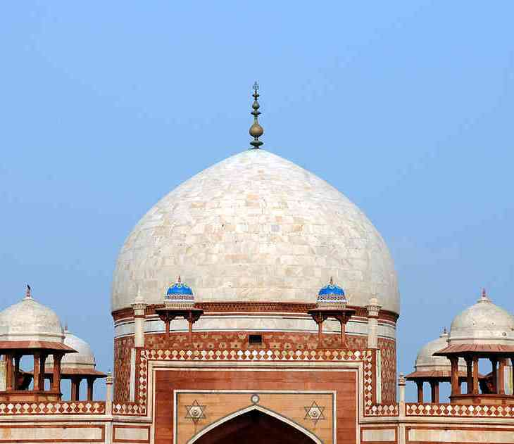 NPR: The Work Of The Aga Khan - Restoring The Mausoleum That Helped Inspire The Taj Mahal