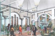 Inauguration of newly restored Jubilee Arcade, Mombasa