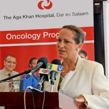 Speech by Princess Zahra Aga Khan at the Launch of the Oncology Programme of the Aga Khan Hospital, Dar es Salaam