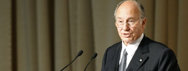 His Highness the Aga Khan to receive 2013 North-South Prize of The Council of Europe