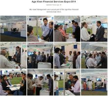 Aga Khan Economic Planning Board for Pakistan's Financial Services Expo-2014