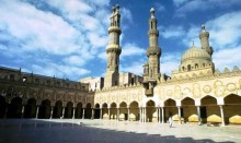 Restorations to begin for Egypt's Al-Azhar mosque