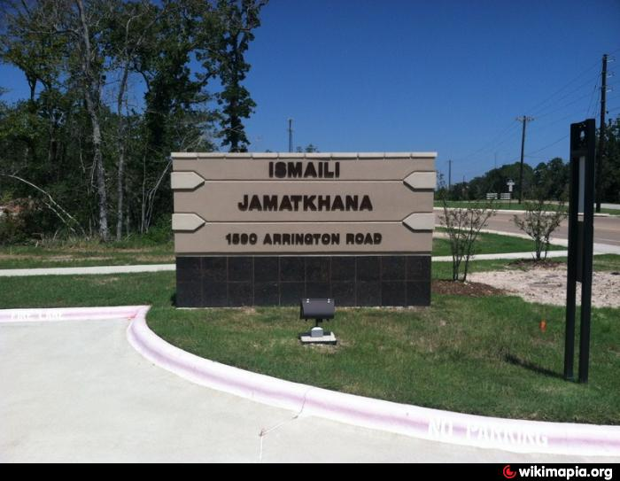 College Station Jamatkhana Texas USA