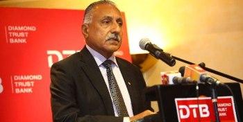 dtb Chairman Abdul Samji