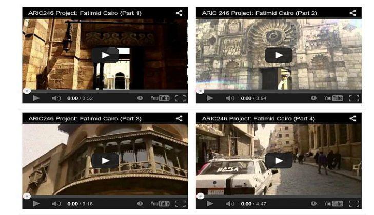 Project: Fatimid Cairo