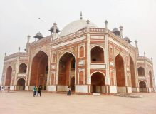 Rediscovering Humayun's tomb in Delhi
