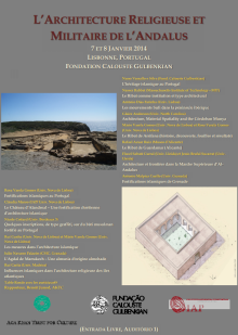 Colloquium: The Religious and Military Architecture of Al-Andalus
