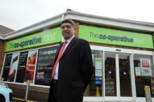 Ali Kurji: Heart of England Co-op reveal healthy results