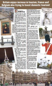 Sultan Jessa's Feature on Europe
